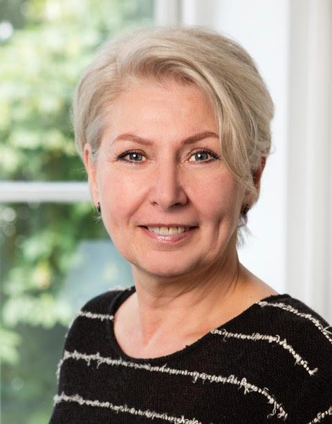 Psykoterapeut, parterapeut og foredragsholder Susanne Grundt Larsen